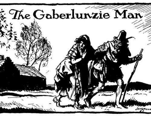 THE GABERLUNZIE MAN WITH HAPPY END