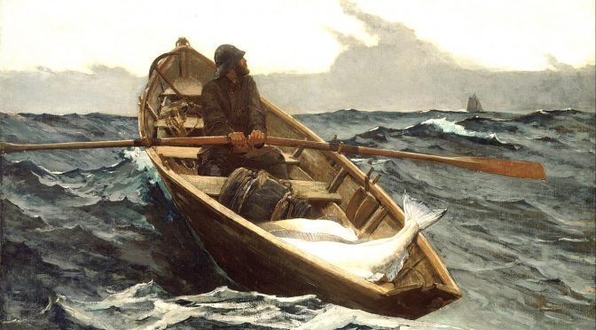 Banks of Newfoundland: an offshore bank fishery