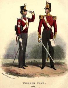 12th_Foot_uniform