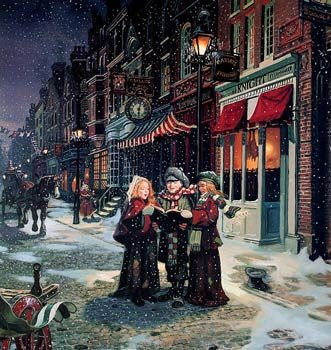 The Sussex Carol & Caroling