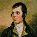 ritratto di Robert Burns