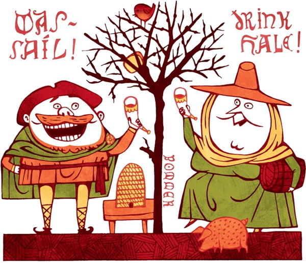 Illustrazione di Paul Bommer