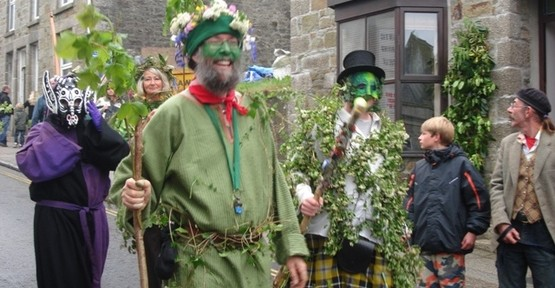 Helston Flora Day (Cornwall)