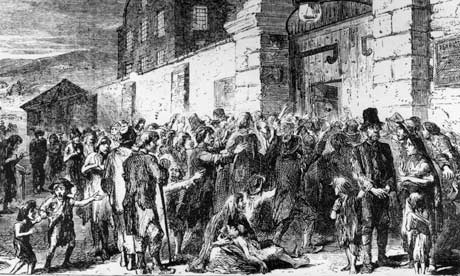 PRATIES THEY GROW SMALL: THE IRISH FAMINE SONG