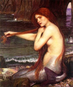 AMermaid-waterhouse
