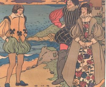 GOLDEN VANITY: I WILL SINK IN THE LOWLAND SEA