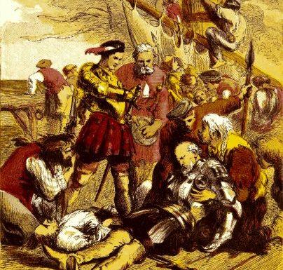 Sir Andrew Barton Ballad