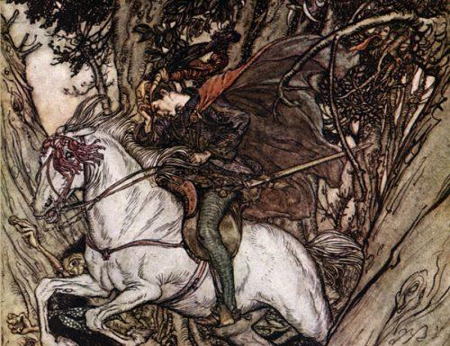 La morte occultata nelle ballate piemontesi: Re Gilardin