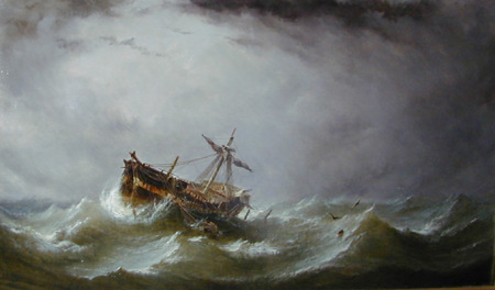the-shipwreck