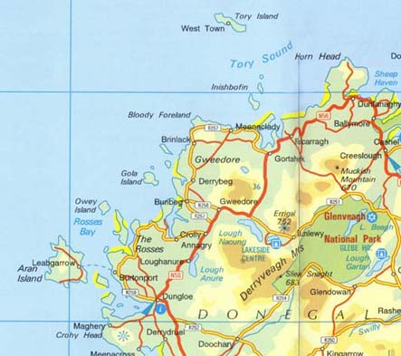 donegal-map