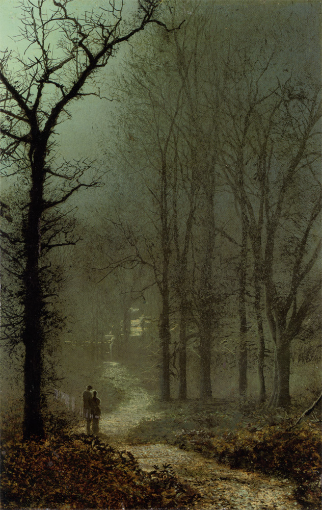 grimshaw_john_atkinson_lovers_in_a_wood_by_moonlight_1873