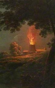 burning-castle