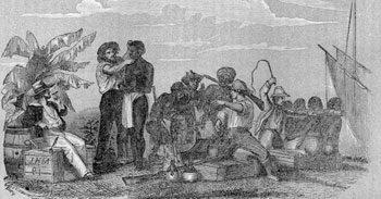 THE SLAVE'S LAMENT