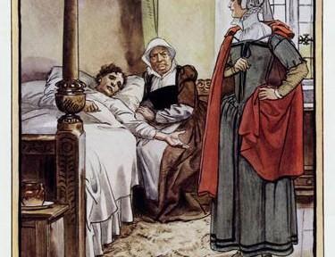 BARBARA ALLEN'S CRUELTY: A MEDIEVAL DARK LADY
