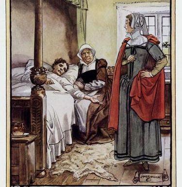 La crudele Barbara Allen: a medieval Dark Lady