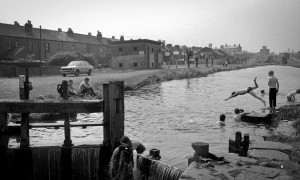 Dublino: Royal Canal anni '80
