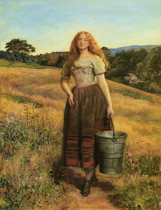 368px-Millais_farmers-daughter