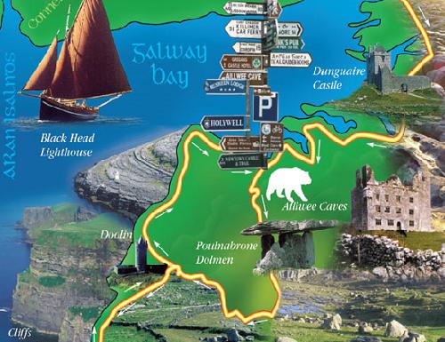 The Cliffs of Dooneen