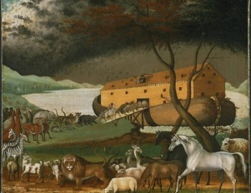 A Long Time Ago/Noah's Ark Shanty/In Frisco Bay