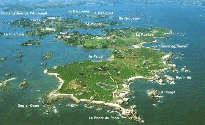 isola di Bréhat