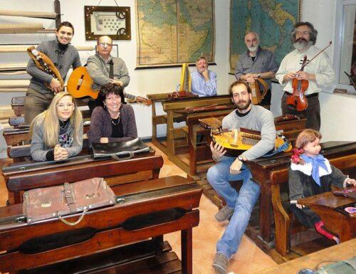 Tre Martelli e gli strumenti musicali della tradizione piemontese