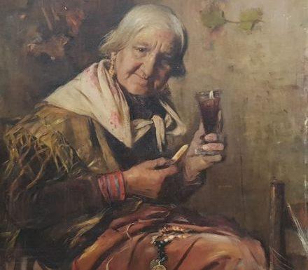 Magna Giuana (Maria Gioana) e il problema del bere