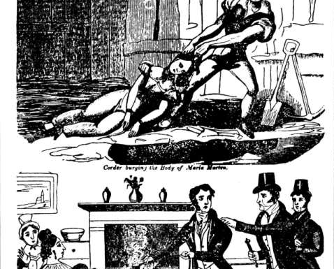 Maria Marten e l'omicida nel Granaio Rosso