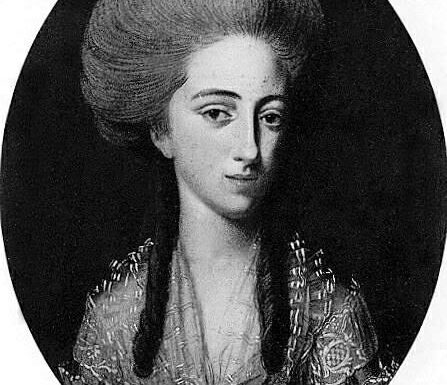 La bela Carolin, l'omaggio a Carolina di Savoia