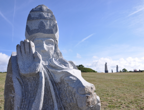 Le pietre di Bretagna, i Menhir e San Cornelio