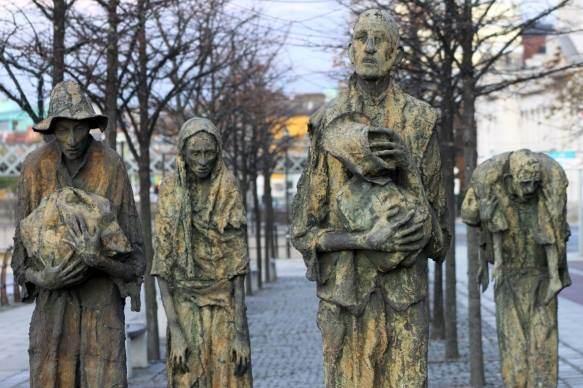 emigrazione irlandese