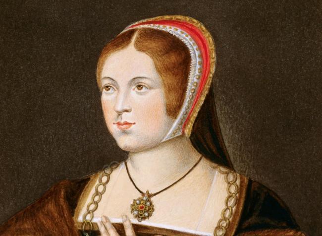 Margaret Tudor regina di Scozia