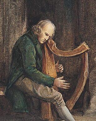 The Lochmaben Harper