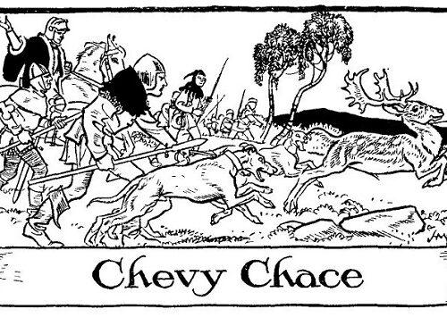 Chevy Chase la Caccia sul Cheviot