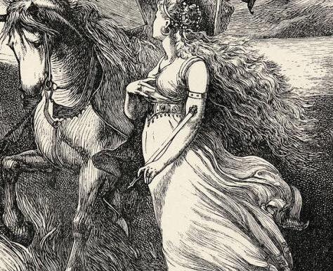 Inga Litimor, la contadina che divenne Regina