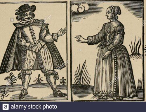 The Fair Maid of Islington, una domestica che sa il fatto suo