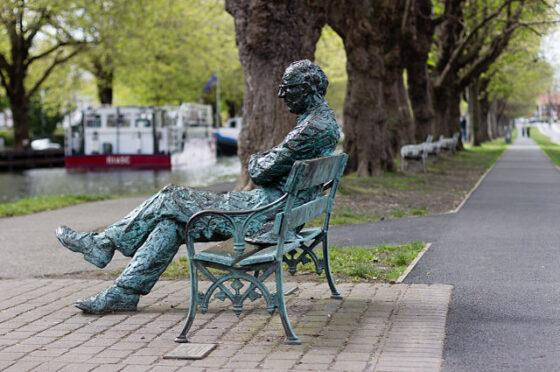 The Dubliners' Dublin City: Patrick Kavanagh