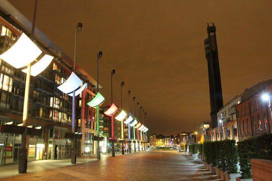 Smithfield in Dublin of all Trades