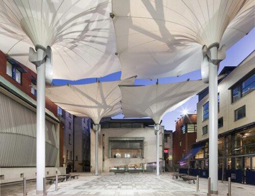 Dublin Temple Bar: a spasso per Meeting house square