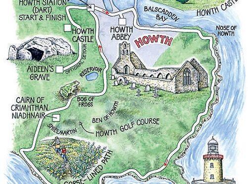 Dubliners' Dublin: La penisola di Howth