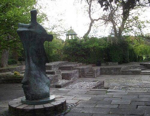 St. Stephen's Green & Iveagh Gardens: For Dublin can be heaven