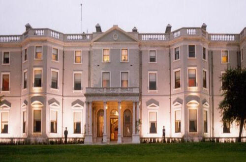 La Dublino dei Dubliner: Farmleigh House