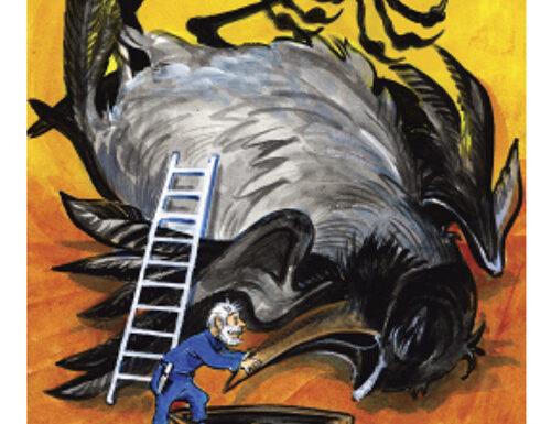Kråkevisa (la ballata del corvo)