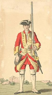 220px-Soldier_of_29th_regiment_1742