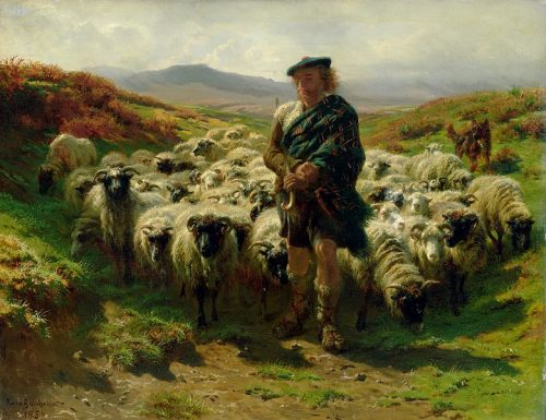 THE SHEPHERD'S WIFE: A SCOTTISH SONG ABOUT FOODS AND OTHERS..