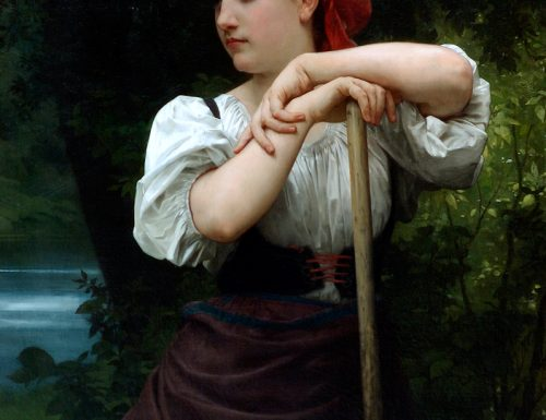 La Violetta/ Lionetta, la ragazza guerriera nella Ballata Piemontese