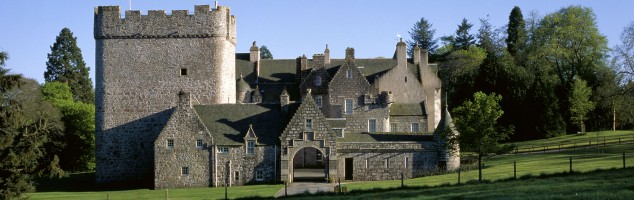 Drum-castle