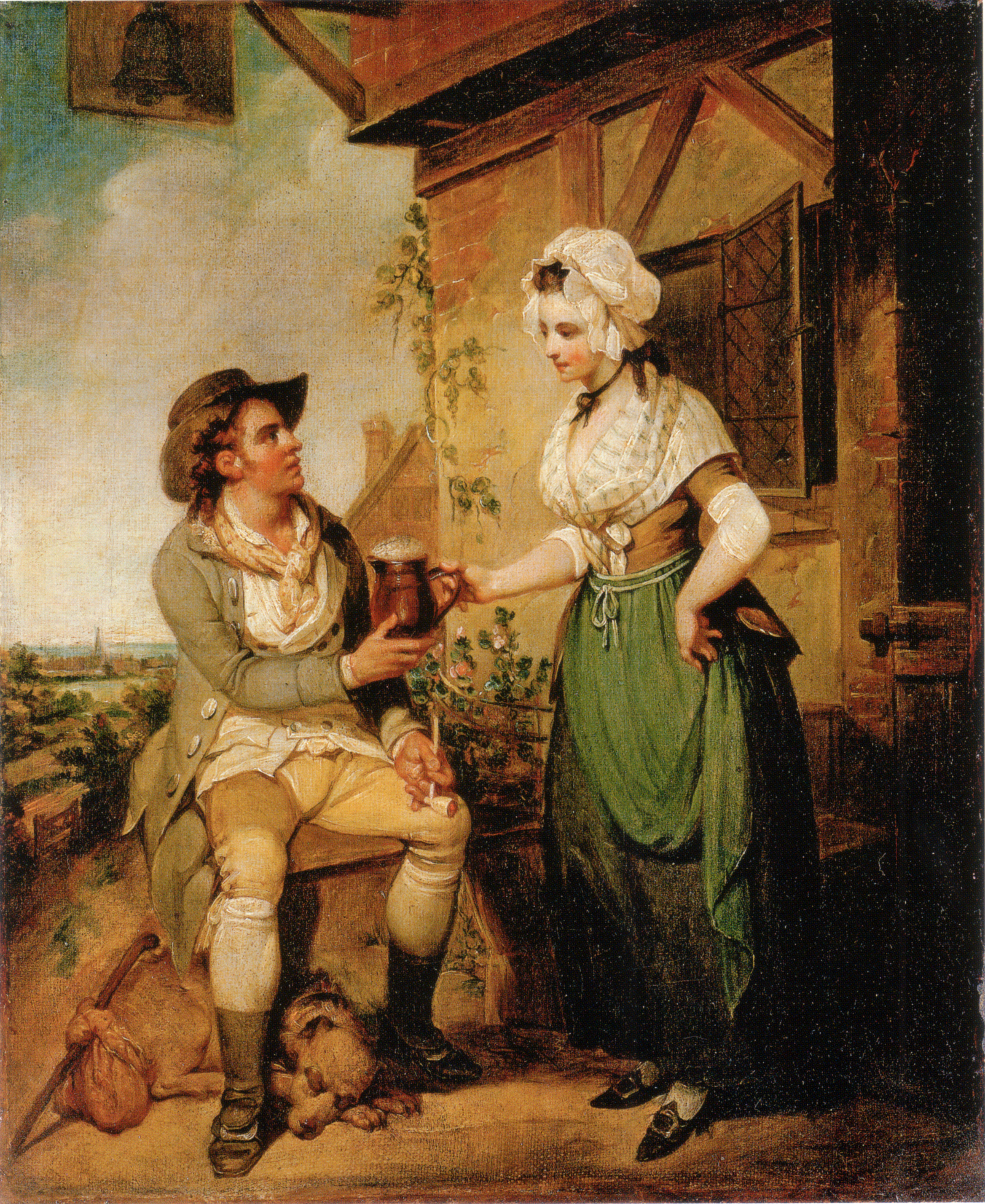 Henry_Singleton_The_Ale-House_Door_c__1790