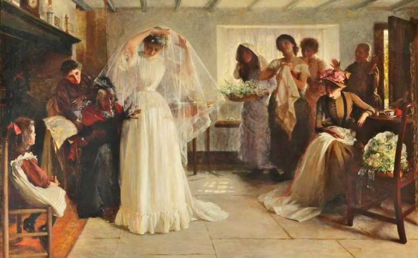 A Week Before Easter – The False Bride english version