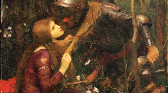 Belle Dame sans Merci, by John Keats in music and film