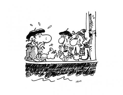 La courte paille/Il était un Petit Navire